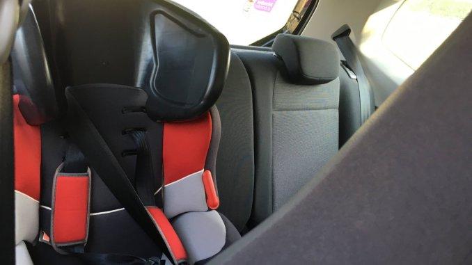 Sensori impediranno di dimenticarsi il bebè in auto, legge Prisco Zaffini