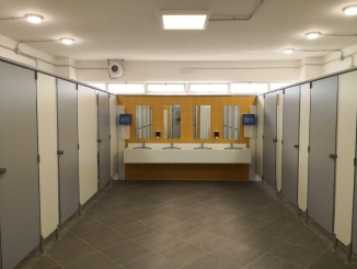 Ospedale di Terni, assegnazione dei nuovi spogliatoi al personale