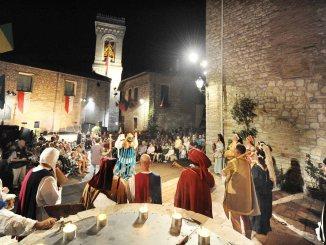 Corciano Festival, al via la tre giorni dedicata alle rievocazioni storiche