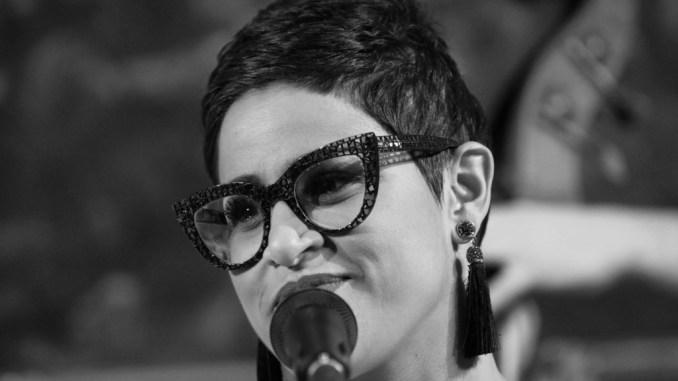 Valnerina, Karima a Jazz Italiano per le terre del sisma a Scheggino