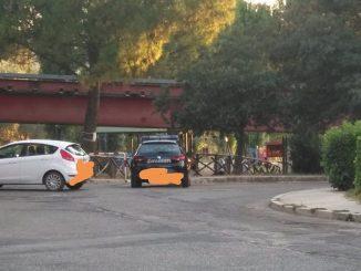 La banda del buco ancora in azione al parco Chico Mendez di Perugia