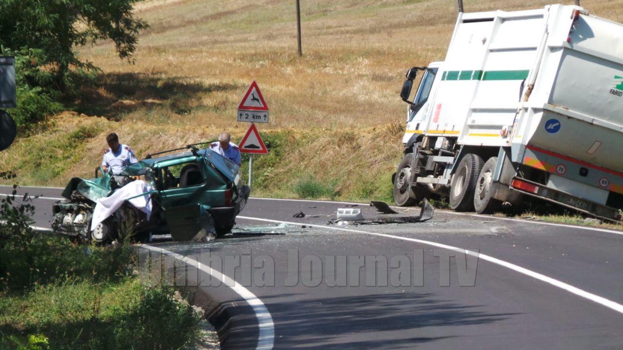 Incidente mortale a Ponte Rio di Perugia, muore un uomo ...