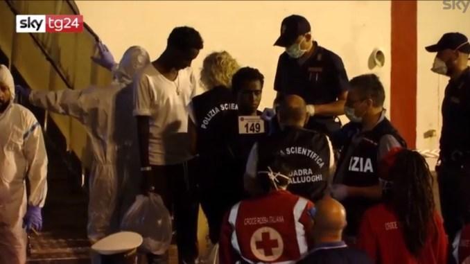 Diocesi Terni accoglierà di 5 eritrei sbarcati dalla Nave Diciotti