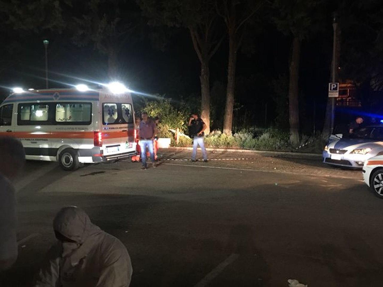 Neonato morto trovato a Terni nel parcheggio di un supermercato