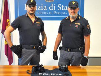 Nascondeva droga in una protesi, arrestato, il covo era a Ponte Felcino