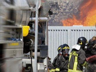 Incendio sulla A1 Milano Napoli, code chilometriche sulla Orte Orvieto
