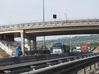 Cantiere umbro E45 avanzano lavori di risanamento, 65 milioni di euro