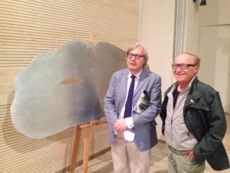 Mostra dello scultore Enrico Antonielli all'Università per Stranieri