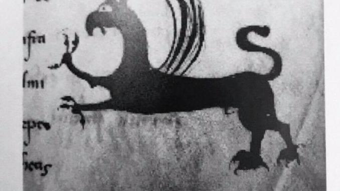 Grifo simbolo di Perugia festeggia i suoi primi 800 anni