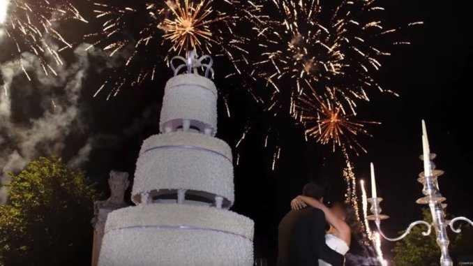 Matrimonio coi botti illegali e i responsabili? Tutti in commissariato ad Assisi