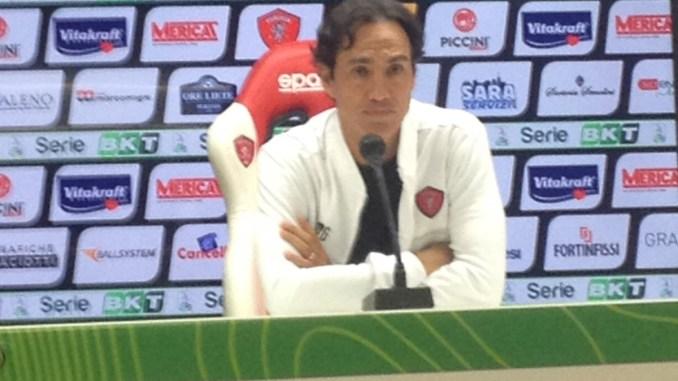 Perugia Calcio, Nesta contento per risultato, ma basta errori stupidi