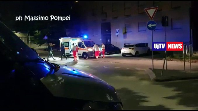 Omicidio nella notte a Perugia, ucciso a coltellate un tunisino di 33 anni