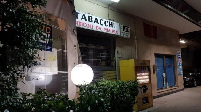 Furto nel cuore della notte alla tabaccheria di Bastiola a Bastia Umbra