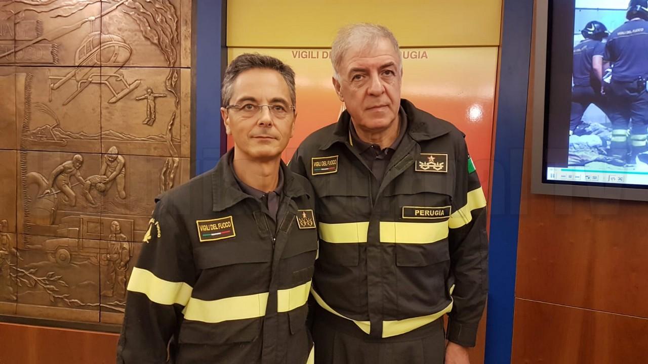 Vigili del fuoco, volontari ed effettivi, interviene il comandante Zappia