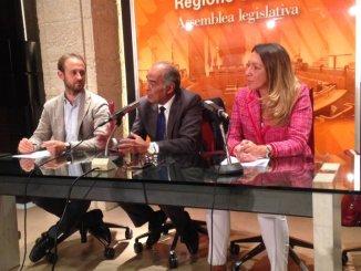 Luciano Bacchetta ha presentato la sua candidatura a presidente della provincia