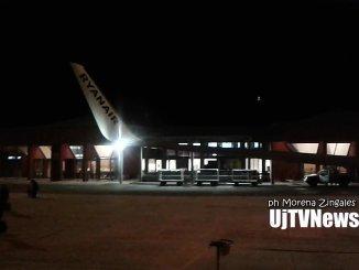 Aeroporto San Francesco aperto di notte per voli di emergenza sanitaria