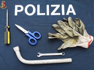 Furti a San Martino in Colle di Perugia Polizia denuncia due presunti ladri