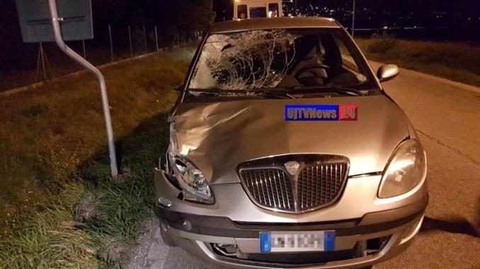 Otto persone investite da auto a Bastia Umbra, muore una ragazza, 3 feriti gravi