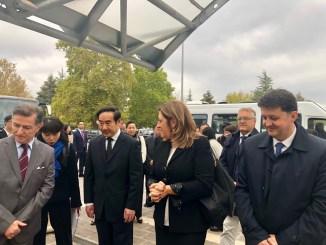 Cooperazione Umbria Cina, sottoscritto memorandum sulla sanità