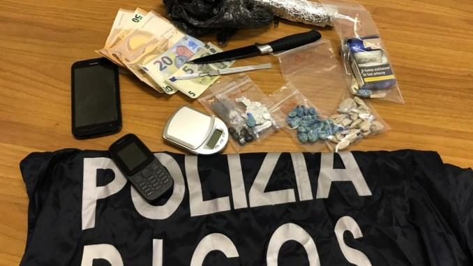 Lotta alla droga a Terni, altri due finiscono nella rete della Polizia