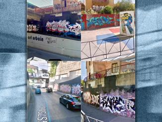 I graffiti non risolvono il degrado sottolineano sofferenza Fontivegge