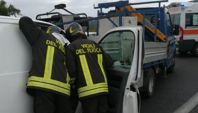 Incidenti stradali con feriti, uno sulla E45 e l'altro vicino Città di Castello