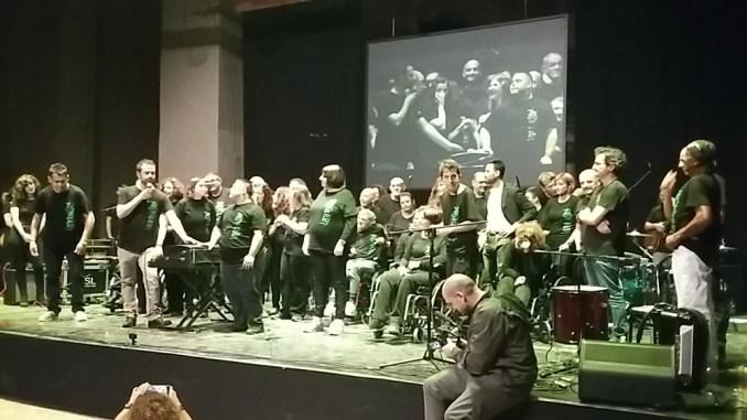 Liberorchestra, diretta Giovanni Guidi, chiude lo Young Jazz Festival di Foligno