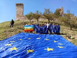 Conclusa alla Rocca Maggiore la marcia PerugiAssisi, oltre cento mila partecipanti