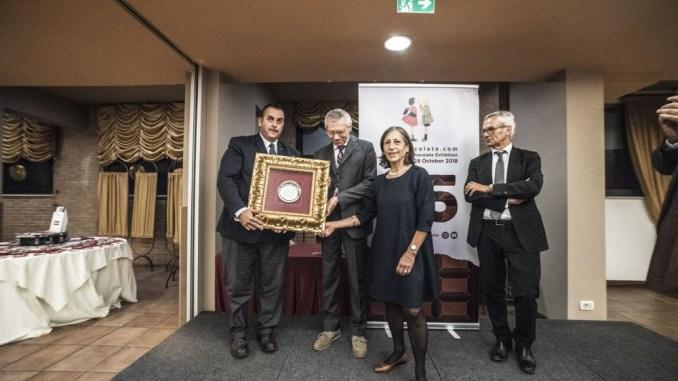 Eurochocolate Awards 2018, i nomi dei premiati durante la Serata di Gola