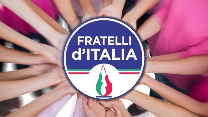 Tutela della salute al femminile a Terni, le donne di Fratelli d'Italia
