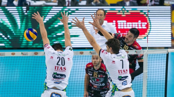 Volley, Sir Safety, Perugia vs Trento, ultimi anni di precedenti ed incroci pericolosi