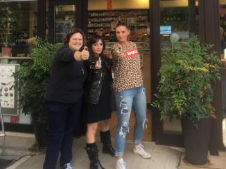 Assessore Terni, Valeria Alessandrini, regala spray anti aggressione a donne Lega