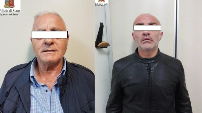 Denunciati due italiani per truffa ad anziani dalla Polizia di Stato