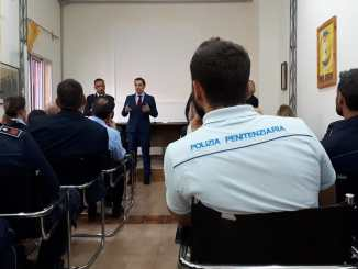 Carceri Umbre, oggi la visita del Sottosegretario Morrone
