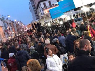Gli Ambulanti di Forte dei Marmi, domenica a Perugia e sabato a Umbertide