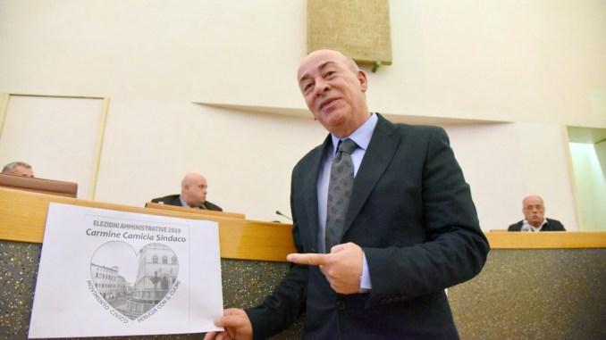 Carmine Camicia candidato a sindaco di Perugia, ecco la sua ricetta