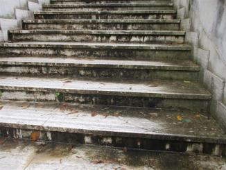 Pieve di Campo, presto l'intervento per sanare le scalette pericolose