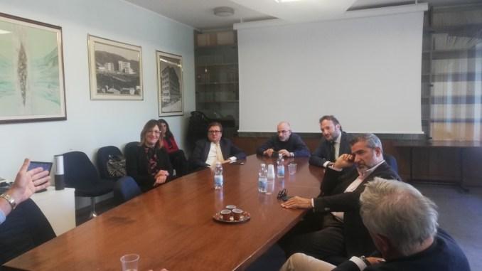 Senatore Pierpaolo Sileri visita ospedali di Perugia e Terni