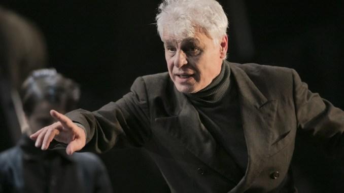 Michele Placido al teatro Morlacchi con 'sei personaggi in cerca d'autore'