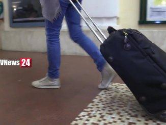 Ragazza aggredita con coltello alla stazione di Fontivegge