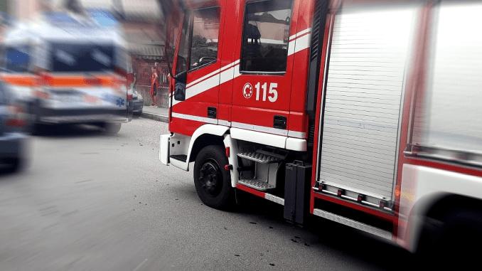 Incidente sul lavoro a Nocera Umbra, 40enne gravissimo in ospedale a Foligno