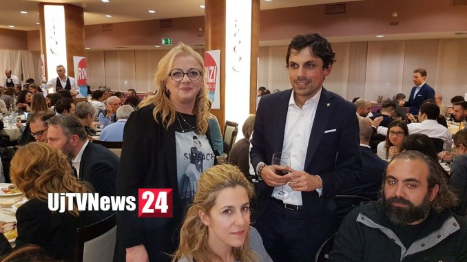 Sindaco Andrea Romizi apre campagna elettorale davanti a 300 persone