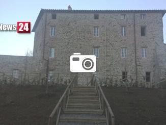 Foto gallery dei sei alloggi Ater a palazzo Vermiglioli a Castiglion Fosco