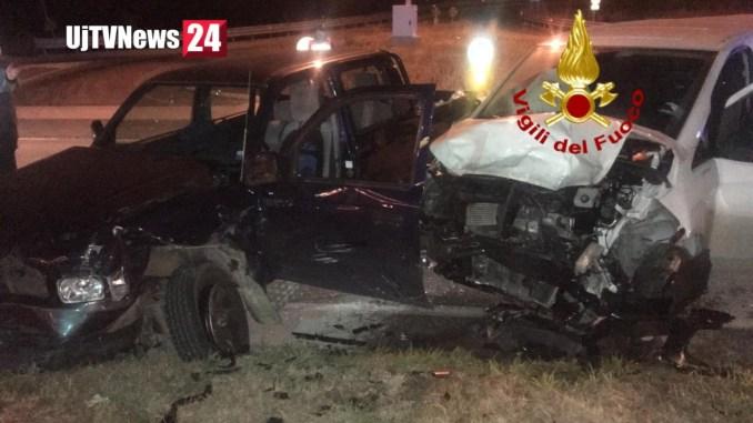 Incidente stradale a Spoleto, quattro feriti in ospedale