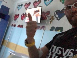 Leonardo Leo Cenci di nuovo in ospedale secondo ricovero in due mesi