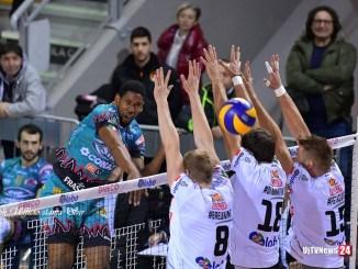Sir Safety Conad Perugia batte Soria per uno a tre al PalaCoccia Veroli