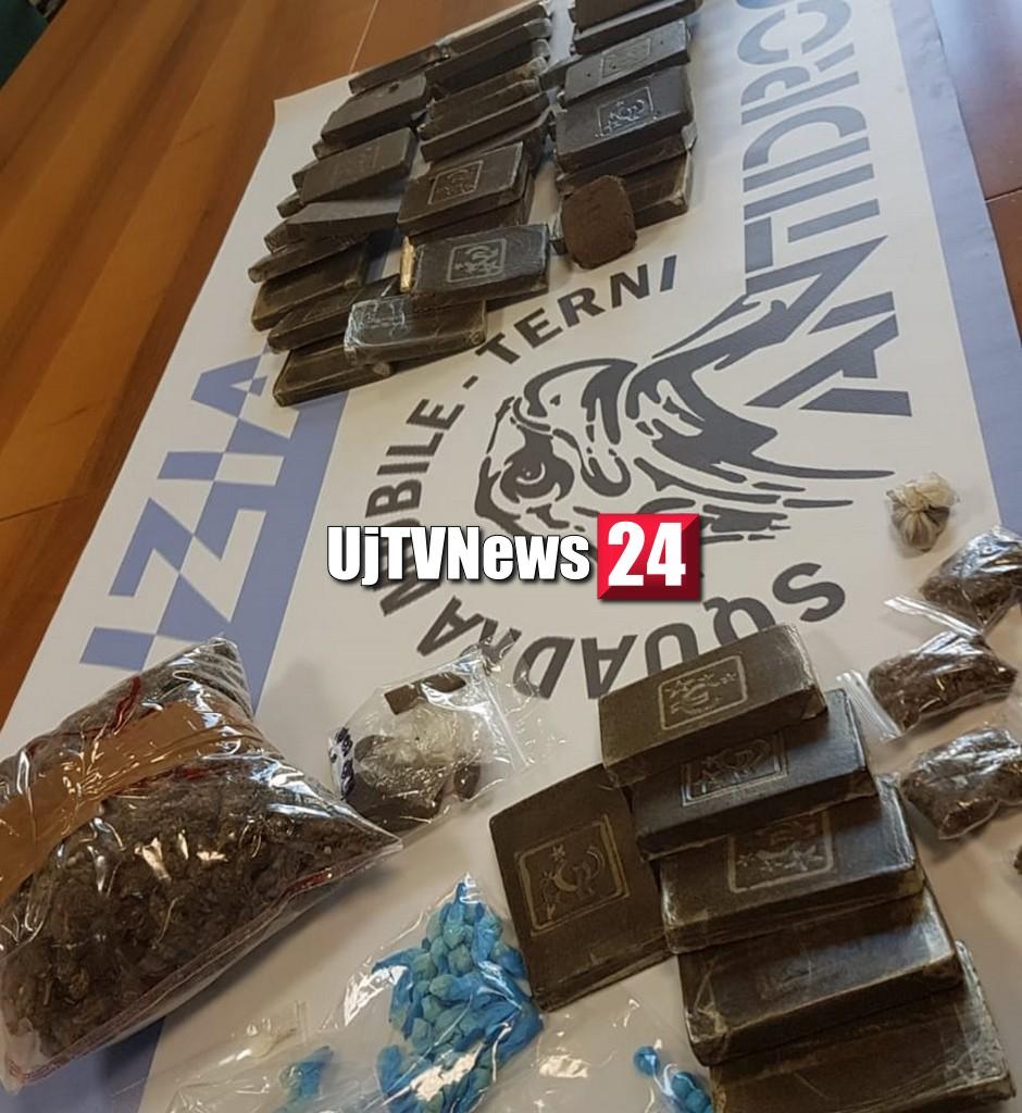 Spaccio di droga a La Passeggiata, operazione Gotham, arrestate 29 persone