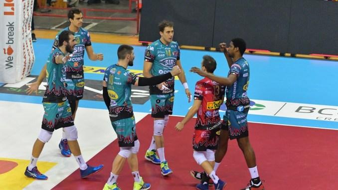 Volley, Sir Safety Conad Perugia, al lavoro per il Padova