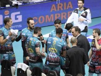 Volley, Sir Safety, battuta d'arresto a Padova, i Block Devils cadono 3-1