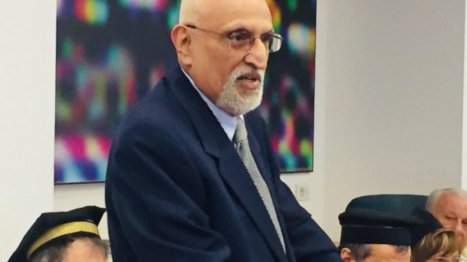 Università di Perugia, al professor Kumbakonam Rajagopal il Dottorato di Ricerca Honoris Causa